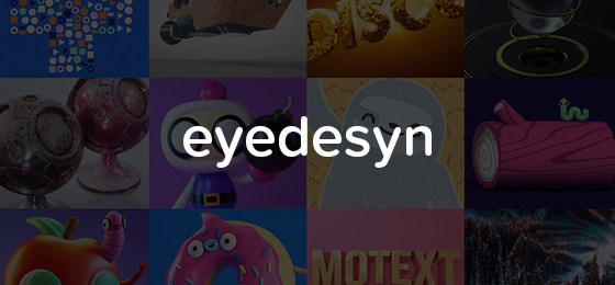 eyedesyn - cinema 4d tutorials and products