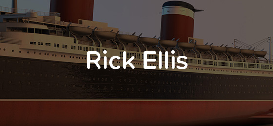 Rick Ellis is a professional cinema 4d modeler