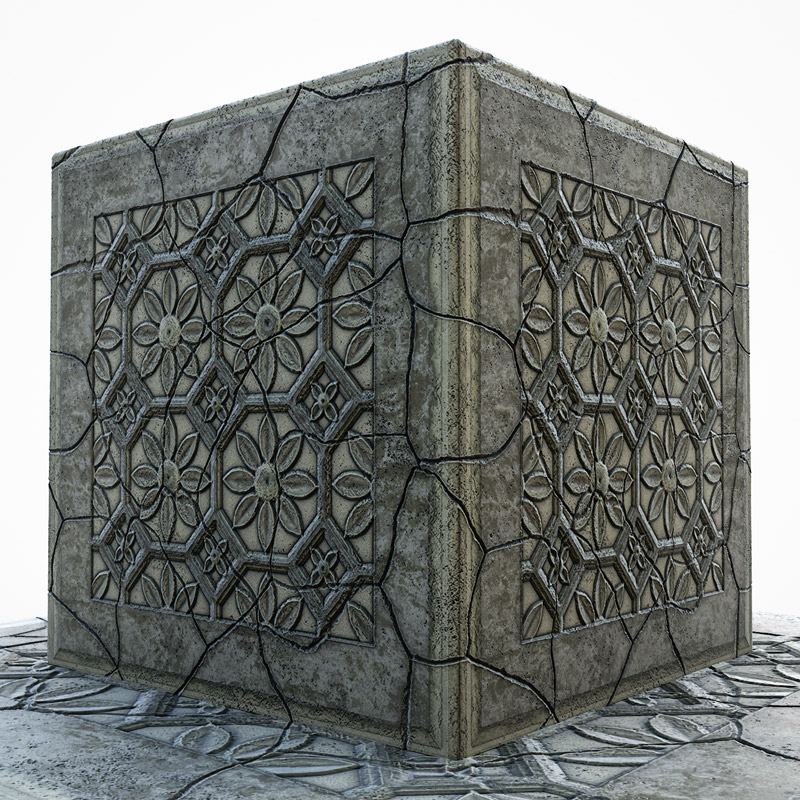 free cinema 4d texture maps normal height ambient occlusion roughness color - c4dcenter about texture maps
